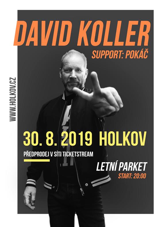 David Koller<br>Support: Pokáč