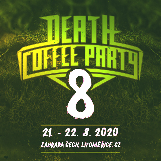 Death Coffee Párty 8.<br>Open Air metal festival