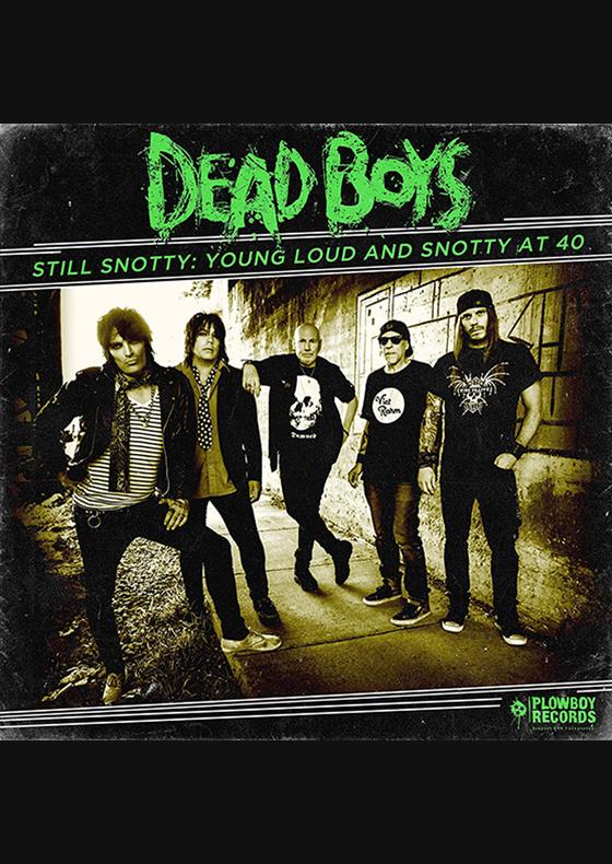 DEAD BOYS (usa)