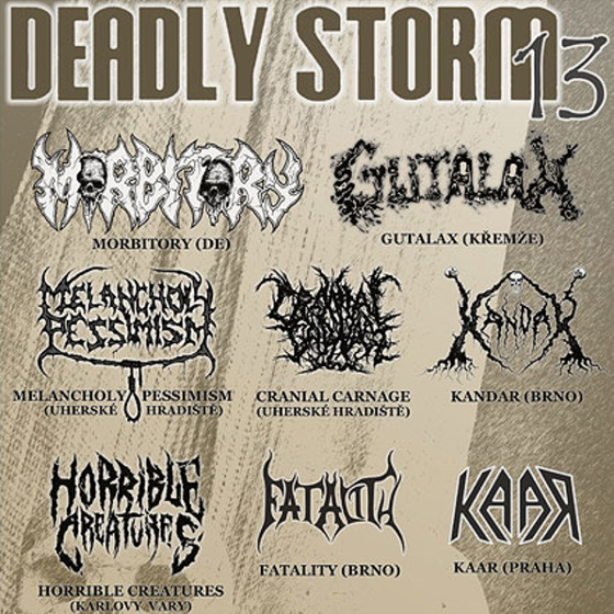 Deadly Storm 13