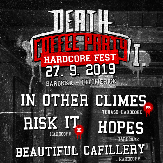Death Coffee Hardcore Fest