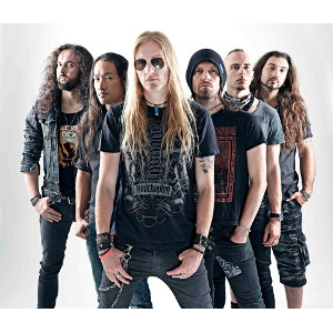 Dragonforce, Zlín, 01/11/2017 20:00