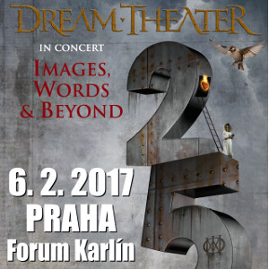 Dream Theater<BR>Images, Words & Beyond Tour