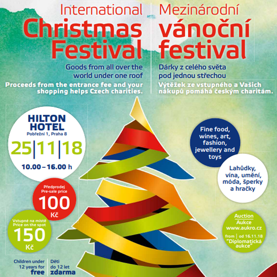 International Christmas Festival of the Diplomatic Spouses Association (DSA)<br>Charity advent