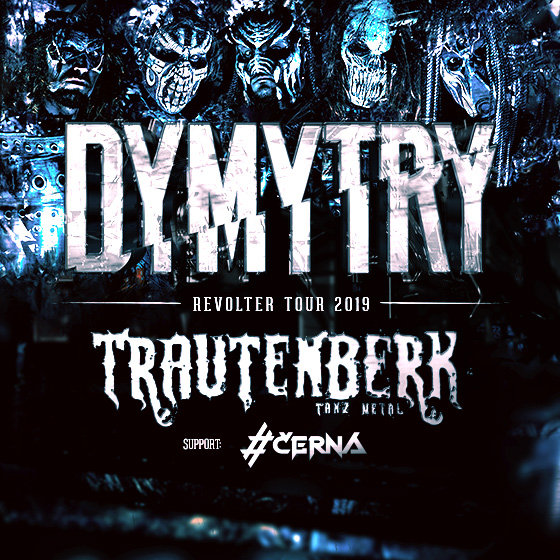 Dymytry<BR>Revolter tour