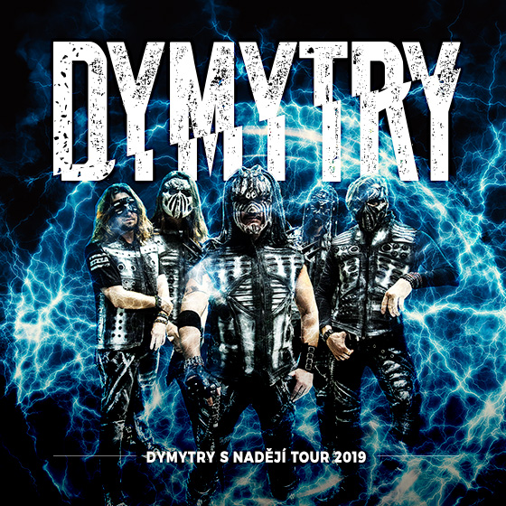 Dymytry<BR>S nadějí tour 2019<br>Host: Oceans