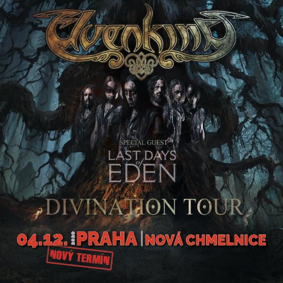Elvenking<br>Divination Tour<br>Last Days of Eden