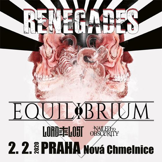 Equilibrium<BR>Renegades Tour 2020