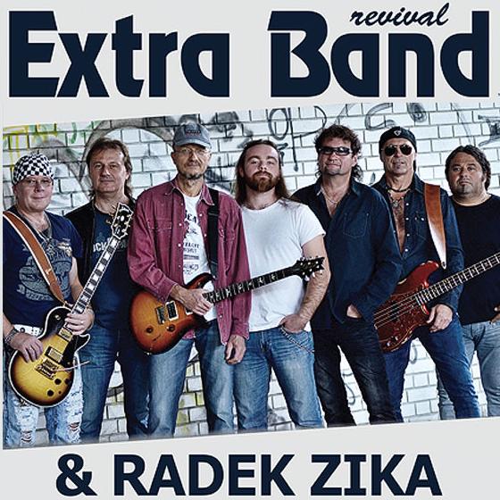 EXTRA BAND REVIVAL/RADEK ZÍKA/-  Plzeň  -KD Šeříková   Plzeň