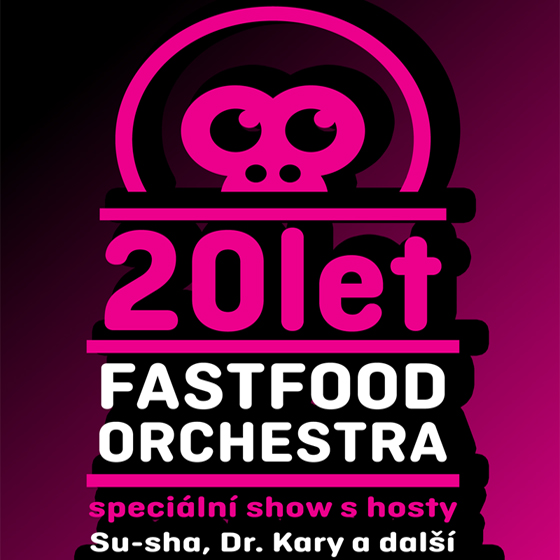 Fast food orchestra - 20 let