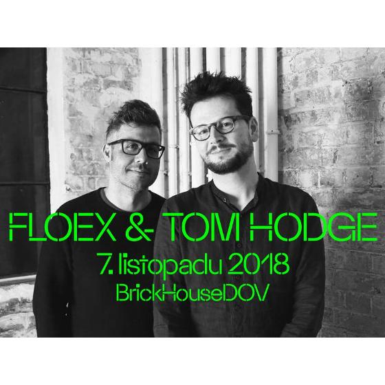 Floex & Tom Hodge: A Portrait Of John Doe