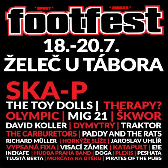 Footfest 2019