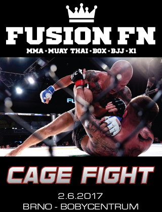Fusion FN 14: Cage Fight