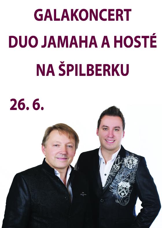 Galakoncert Duo Jamaha