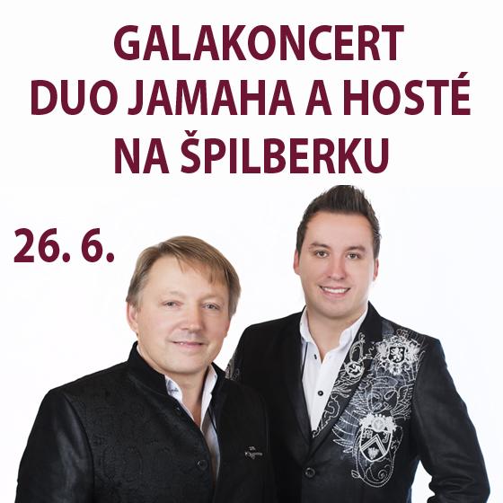 Galakoncert Duo Jamaha<BR>Black Band & Šlágr Parta