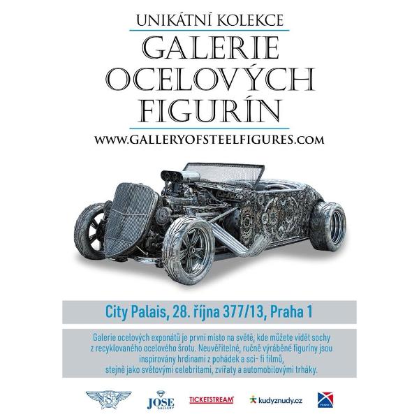 Výsledok vyhľadávania obrázkov pre dopyt gallery of steel figures prague