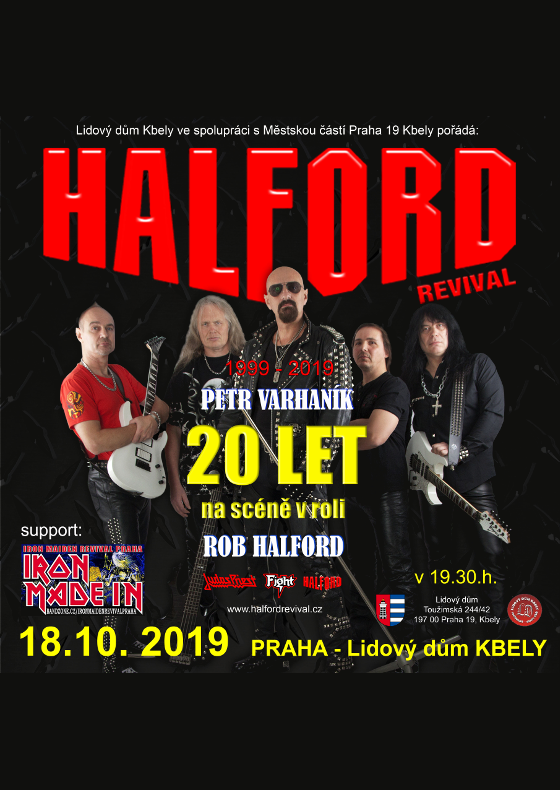 Halford Revival