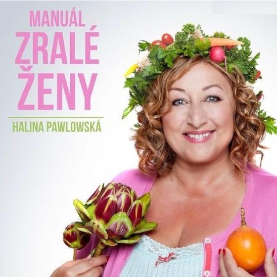 Halina Pawlowská<br>Manuál zralé ženy<br>Talk show