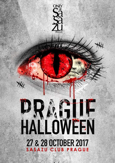 PRAGUE SEXY HALLOWEEN<br>TWO DAYS, ONE CLUB, SAME MEMORY<br><font color=red>Vstup/Entrance 18+</font>