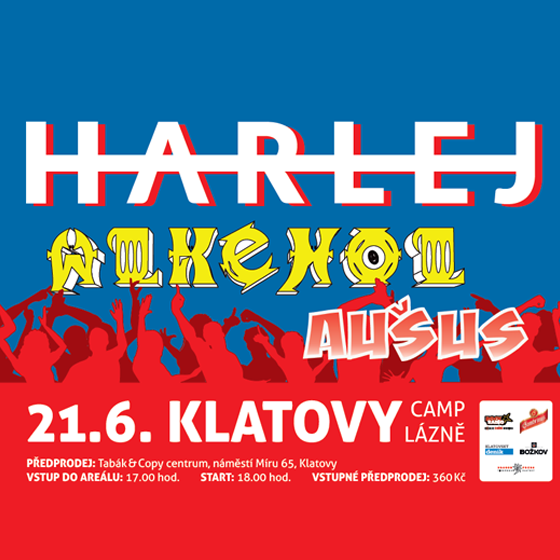 Harlej<br>Alkehol + Aušus