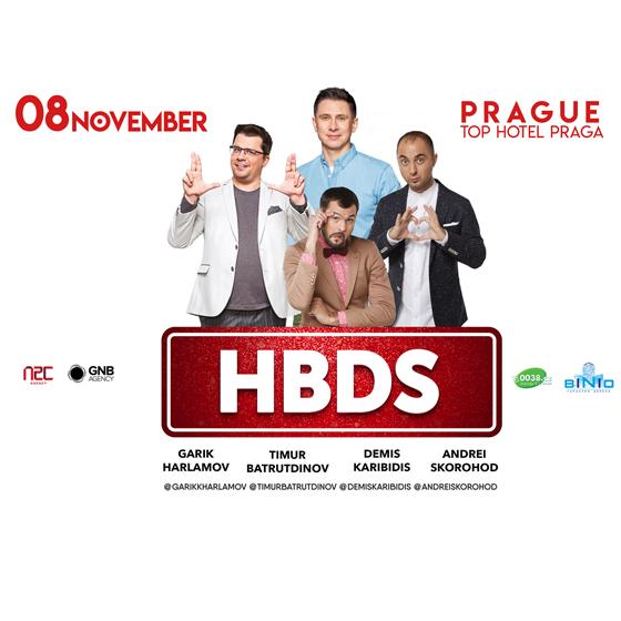 HBDS show-  Praha  -Top Hotel   Praha