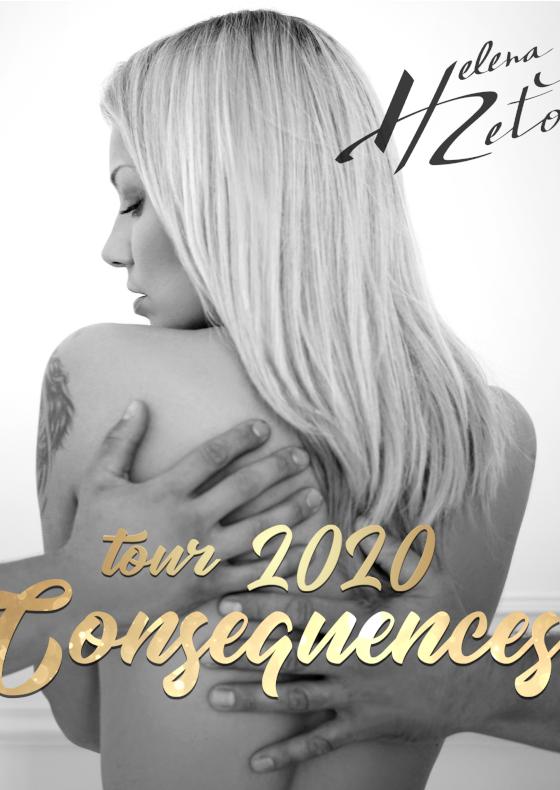 Helena Zeťová<br>Consequences Tour –  Křest desky