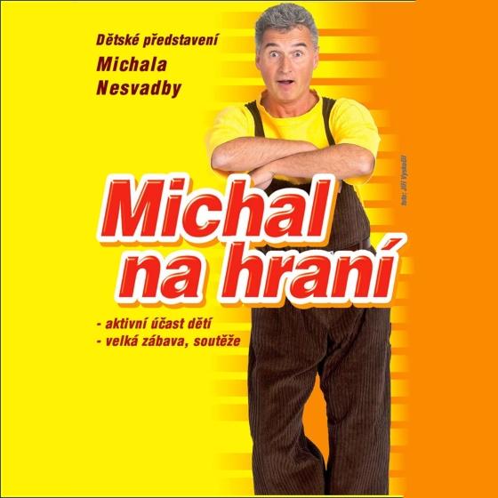 Michal Nesvadba<BR>Kouzelná školka<BR>Michal na hraní
