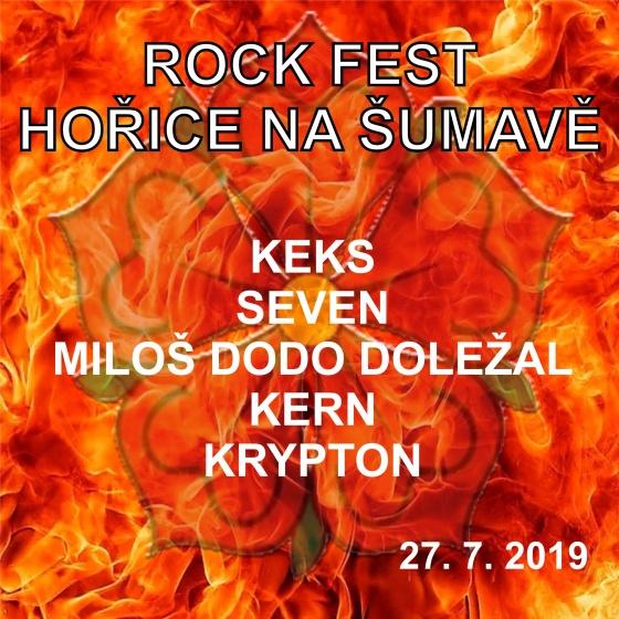 Rock Fest Hořice<BR>Rockové legendy