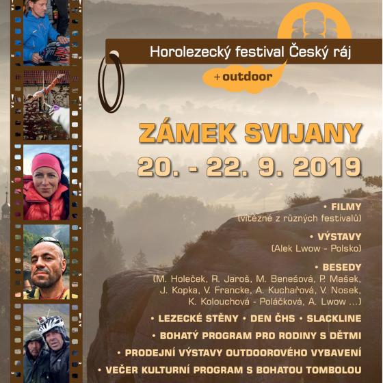Horolezecký festival Český ráj