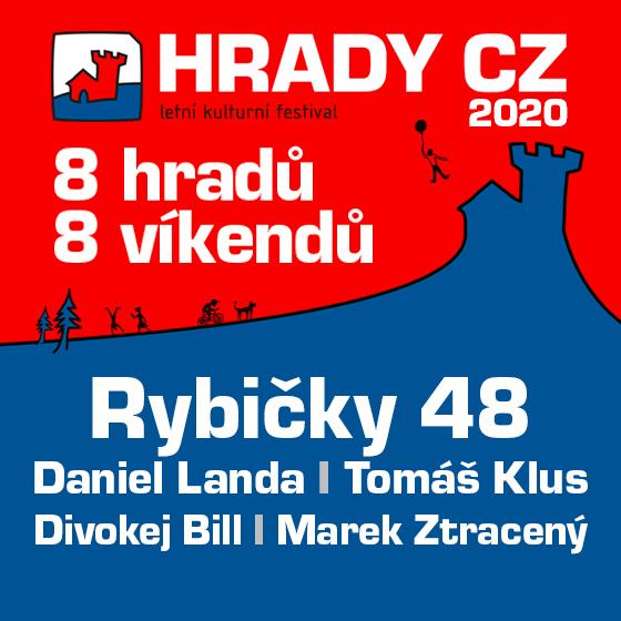 MORAVSKÉ HRADY.CZ 2020 Hradec nad Moravicí<br>VIP KEMP