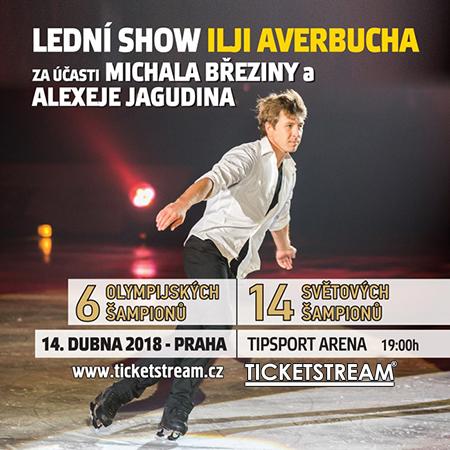 Lední show Ilji Averbucha<BR />krasobruslení olympijských hvězd