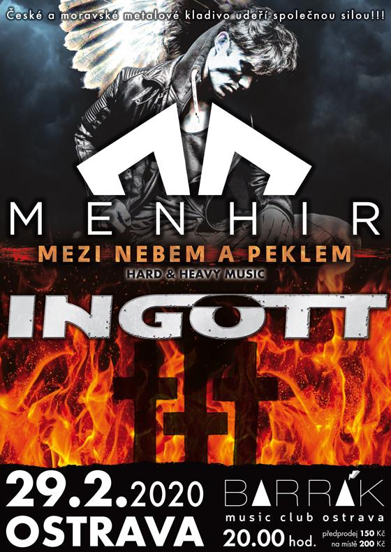 Ingott + Menhir