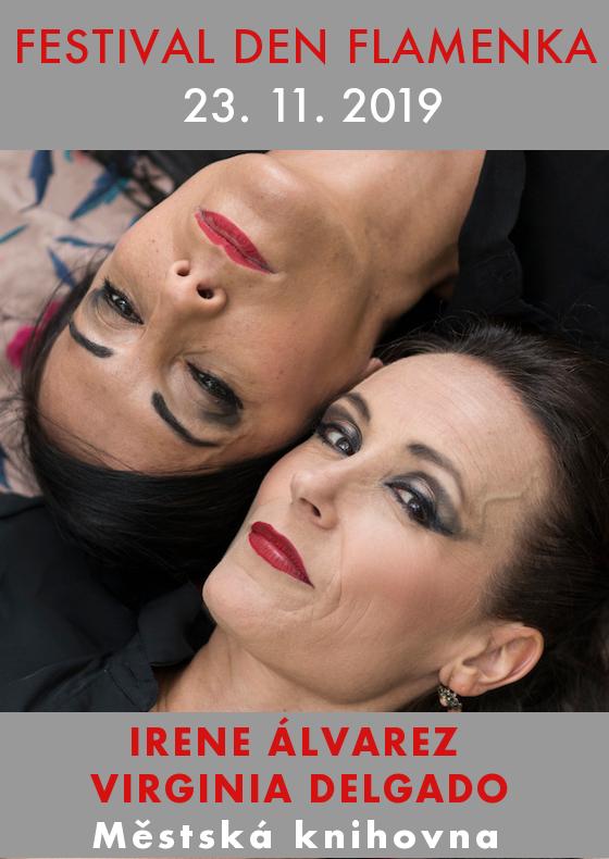 Irene Álvarez & Virginie Delgado: Spící Carmen