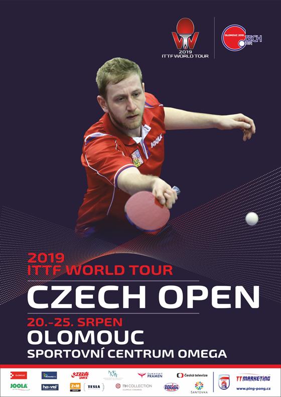 Czech Open ve stolním tenisu