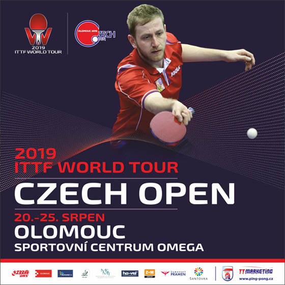 Czech Open ve stolním tenisu