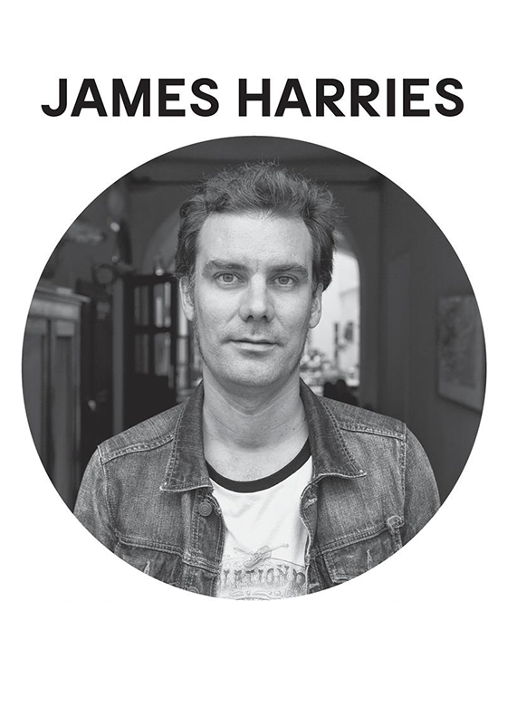 James Harries