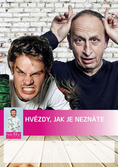 JAN KRAUS & DAVID KRAUS/HVĚZDY, JAK JE NEZNÁTE../- Liberec -DK Liberec