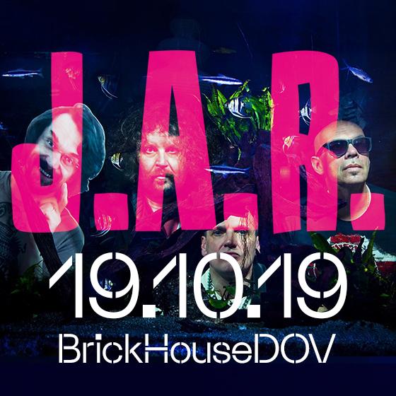 J.A.R. - 30. LET- koncert v Ostravě -BrickHouse DOV Ostrava