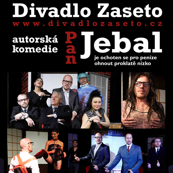 Divadlo Zaseto:<br>Pan Jebal
