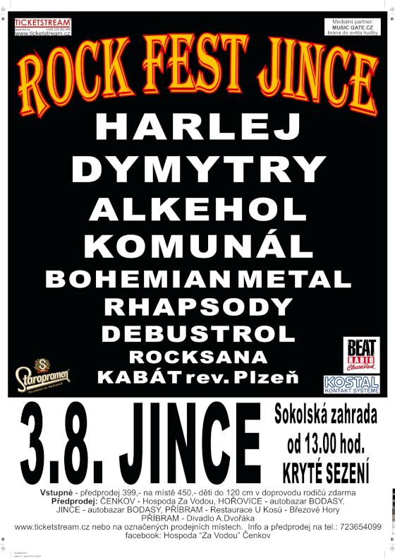 Rock Fest Jince 2019