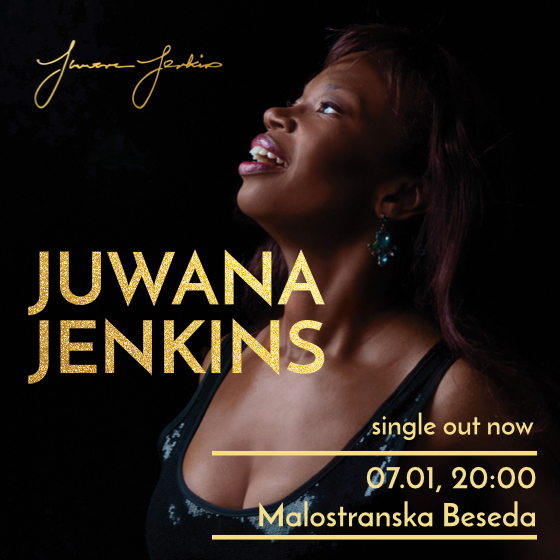 Juwana Jenkins and Her All Star Mojo Band (USA/CZ)