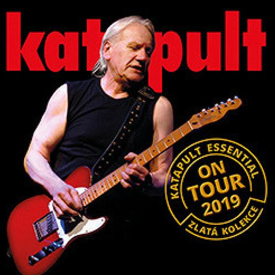 """Katapult<br>On Tour 2019 """"Zlatá kolekce"""""""