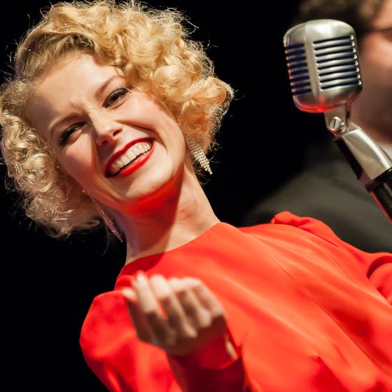 Kateřina Steinerová & Her Swing Boys<BR>swingový koncert & tančírna