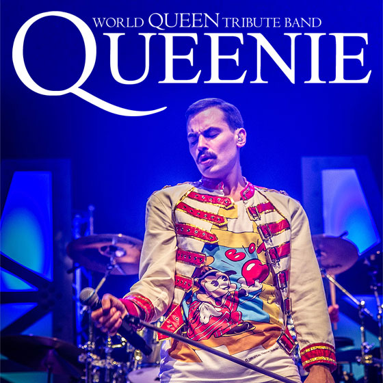 Queenie<BR>World Queen Tribute Band
