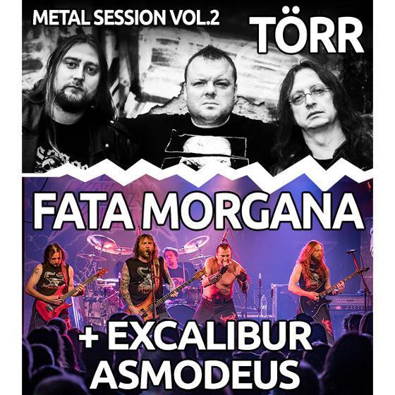 Vstupenky na Metal Session vol. 2 4ce75f77b1