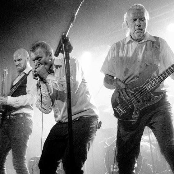 The Kingsize Boogiemen + Marcus Jurkovic & Motion Food<BR>Blues Night