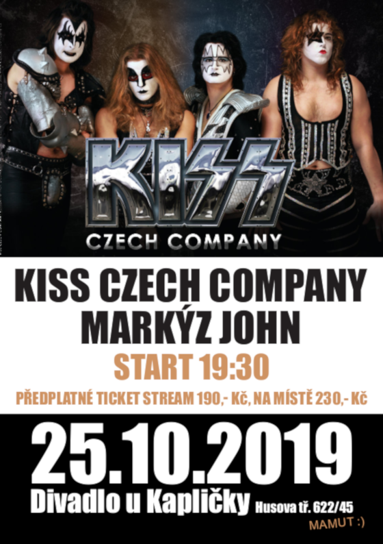 Kiss Czech Company