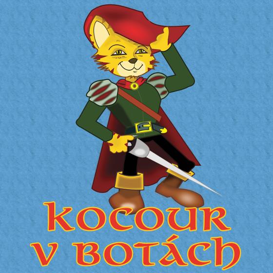 KOCOUR V BOTÁCH-  Praha  -Divadlo Bez zábradlí   Praha