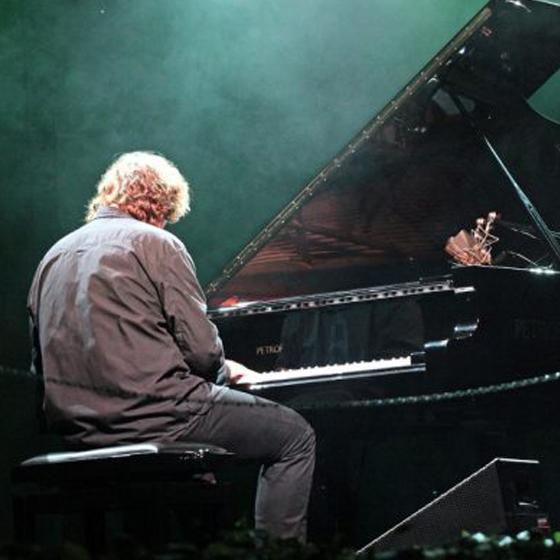 100 let republiky očima jazzu<BR>Koncert Petrof