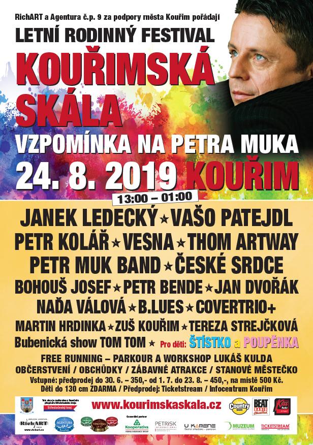 Festival Kouřimská skála 2019